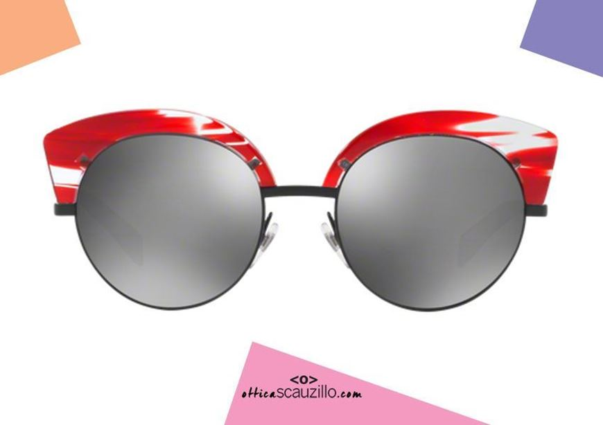 shop online Sunglasses Alain Mikli 0A04007 fauvette col. 001/6G Red at discounted price on otticascauzillo.com