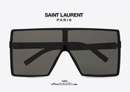 shop online Sunglasses Saint Laurent 183 BETTY black on otticascauzillo.com
