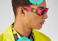 shop online Biggie sunglasses fluo fuchsia VERSACE 4361 medusa logo otticascauzillo.com acquisto online nuovo Occhiale da sole Biggie fluo fucsia VERSACE 4361 logo medusa