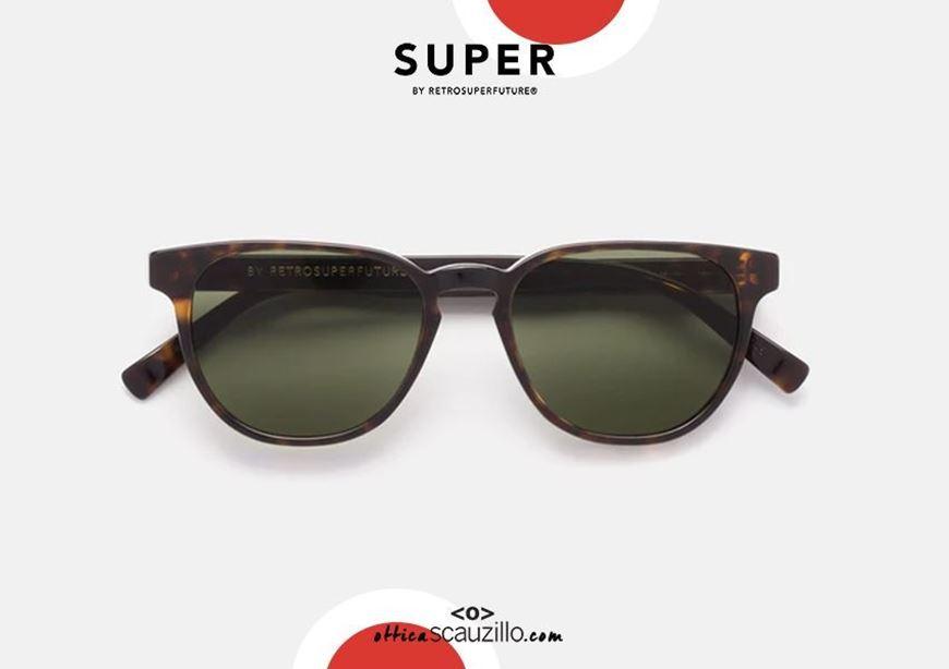 shop online Sunglasses RETRO SUPER FUTURE VERO 3627 havana brown otticascauzillo.com  acquisto online Occhiale da sole RETRO SUPER FUTURE Vero 3627 marrone havana