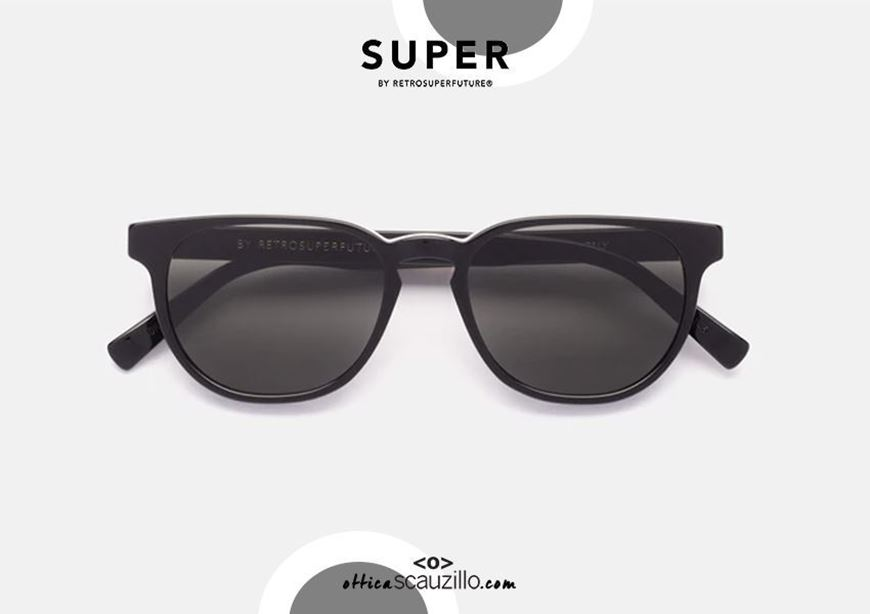 shop online Sunglasses RETRO SUPER FUTURE VERO all BLACK otticascauzillo.com acquisto online Occhiale da sole RETRO SUPER FUTURE Vero tutto NERO