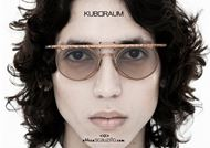 shop online New round metal sunglasses KUBORAUM Mask H55 bronze otticascauzillo.com acquisto online Nuovo occhiale da sole tondo metallo KUBORAUM Mask H55 bronzo