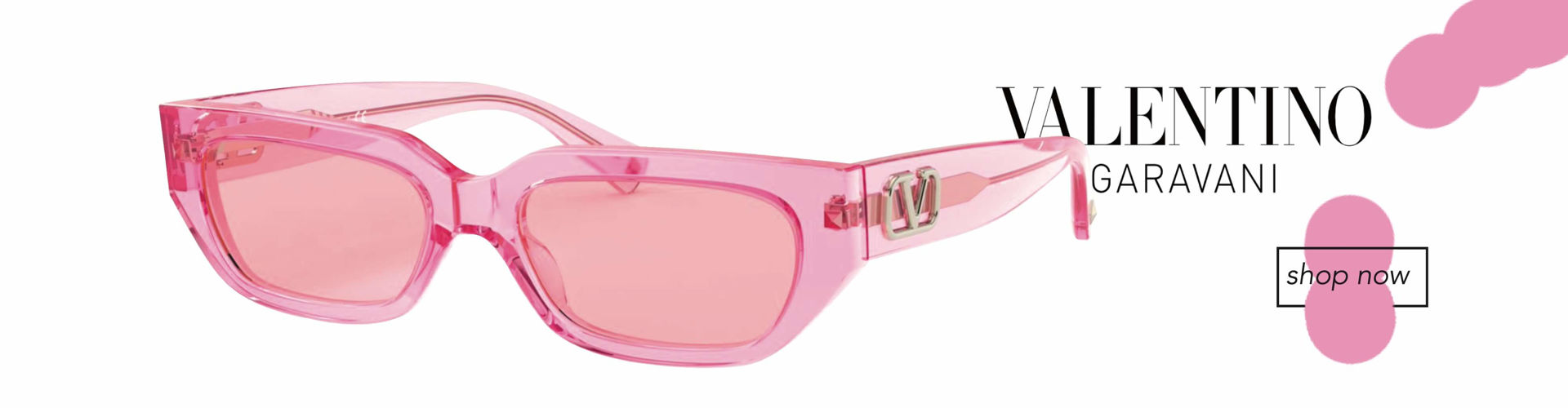new collection Valentino sunglasses VA4080 pink