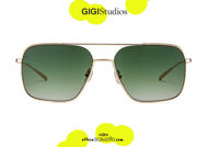 shop online New metal aviator sunglasses GIGI STUDIOS ROD 6341 gold otticascauzillo acquisto online nuovo occhiale da sole aviator metallo GIGI STUDIOS ROD 6341/5 oro
