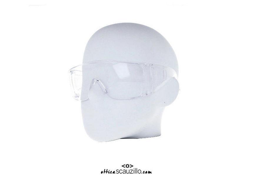 shop online new OLB transparent anti-fog covid-19 protective eyewear otticascauzillo.com acquisto online nuovo Occhiale protezione covid-19 trasparente anti appannante OLB