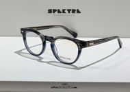 shop online new Spektre VECTOR 03V gray vintage round eyeglasses on otticascauzillo.com acquisto online nuovo Occhiale da vista tondo vintage Spektre VECTOR 03V grigio