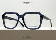 shop online new KreuzbergKinder ALEX oversized square eyeglasses col. gray blue on otticascauzillo.com acquisto online nuovo occhiale  da vista squadrato oversize KreuzbergKinder ALEX col. grigio blu