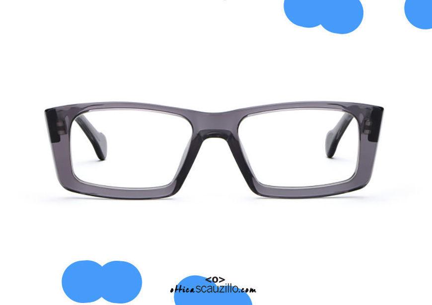 acquisto online su otticascauzillo.com il tuo nuovo Occhiale da vista rettangolare Saturnino Eyewear BROOKLYN col. 4 grigio su otticascauzillo.com shop online  Rectangular Saturnino Eyewear BROOKLYN col. 4 gray