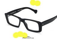 acquisto online nuovo Occhiale da vista rettangolare Saturnino Eyewear BROOKLYN col. 1 nero su otticascauzillo.com shop online new Rectangular Saturnino Eyewear BROOKLYN col. 1 black