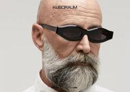 shop online new KUBORAUM Mask Y5 narrow oval sunglasses shiny black on otticascauzillo.com acquisto online nuovo Occhiale da sole ovale stretto KUBORAUM Mask Y5 nero lucido