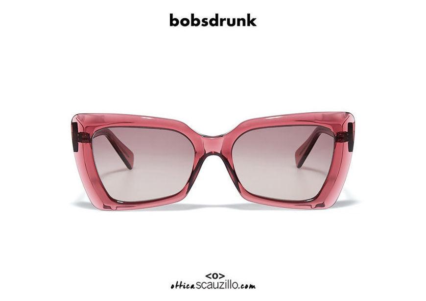 Acquista online su otticascauzillo.com il tuo nuovo occhiale da sole Bob Sdrunk Vicky/s bordeaux