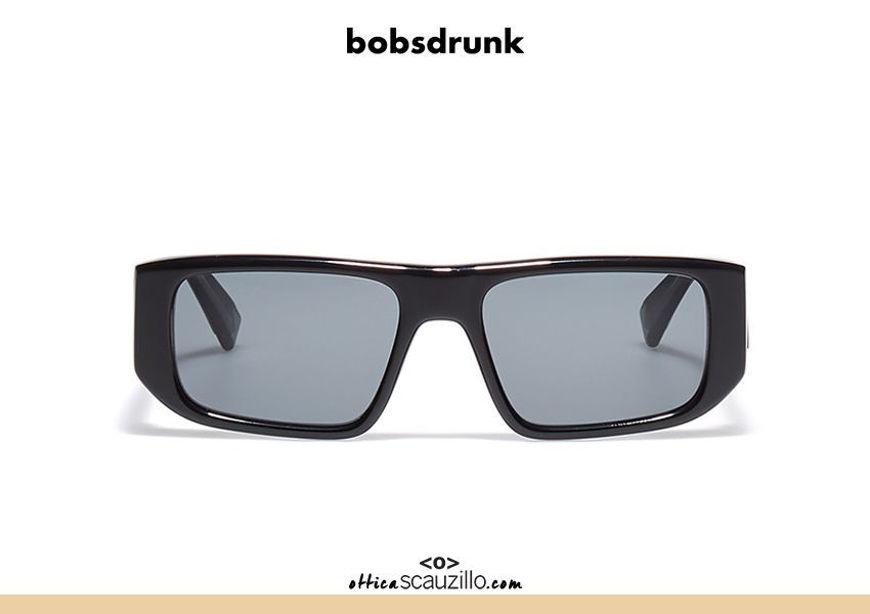 Acquista online su otticascauzillo.com il tuo nuovo occhiale da sole Bob Sdrunk Mario/s nero