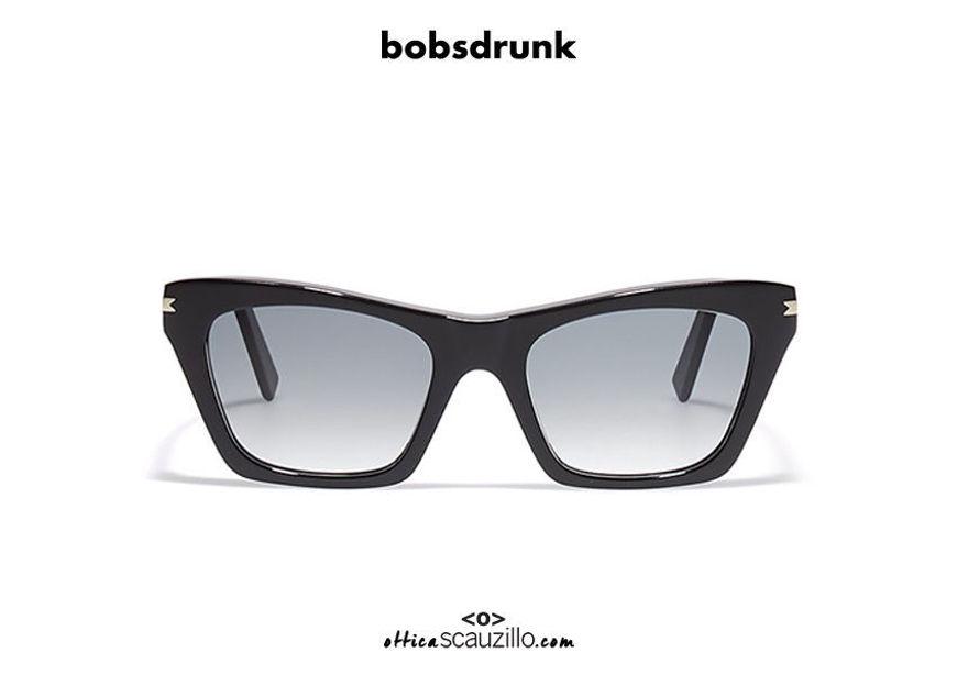 Acquista online su otticascauzillo.com il tuo nuovo occhiale da sole Cassandra nero