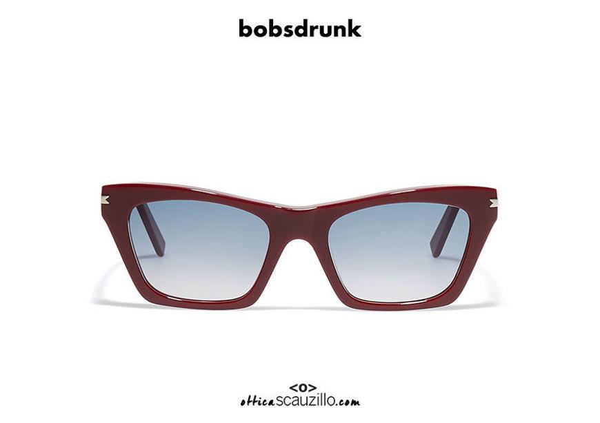 Acquista online su otticascauzillo.com il tuo nuovo occhiale da sole Cassandra bordeaux