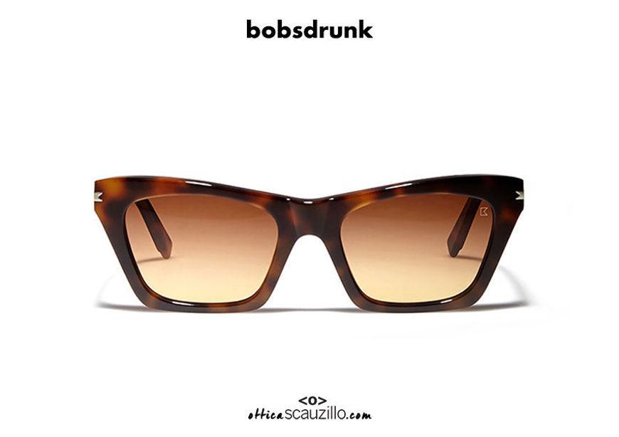 Acquista online su otticascauzillo.com il tuo nuovo occhiale da sole Cassandra brown tortoise