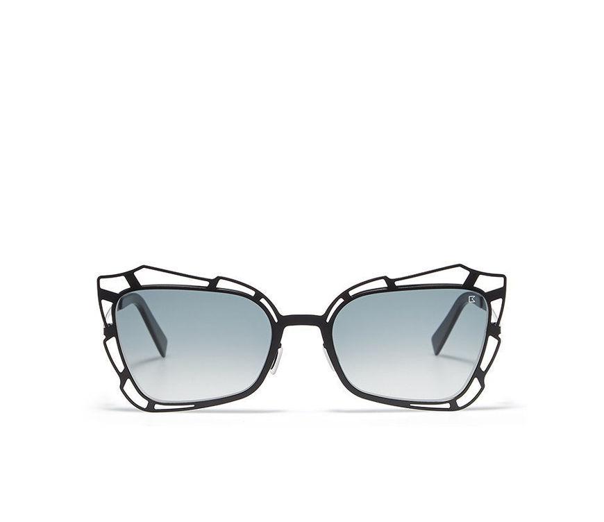 Acquista online su otticascauzillo.com il tuo nuovo occhiale da sole Fauna Black Matt
