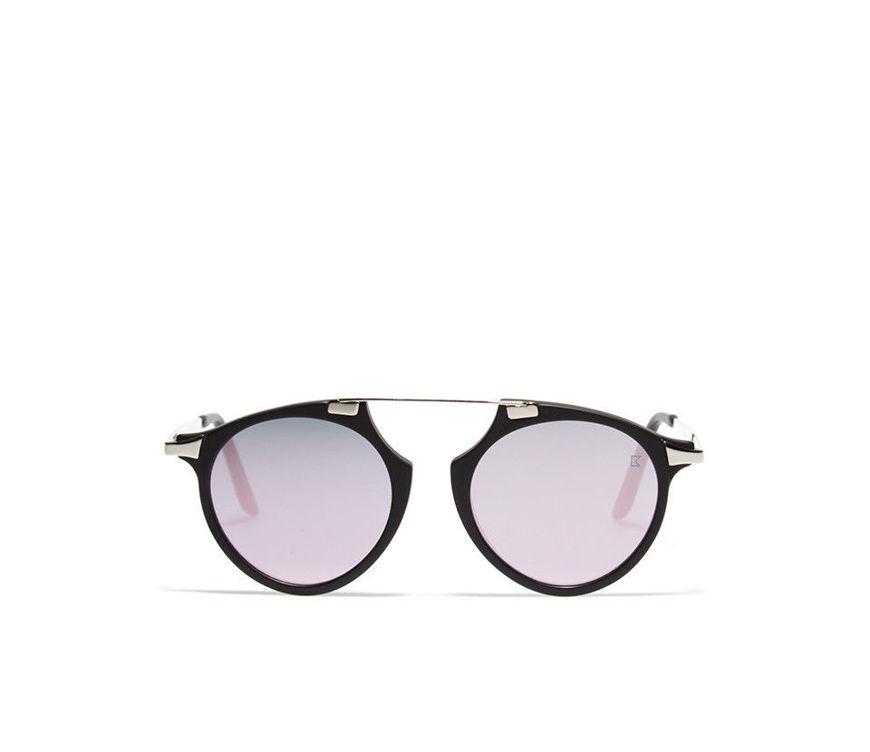 Acquista online su otticascauzillo.com il tuo nuovo occhiale da sole Bob Sdrunk Mark black silver