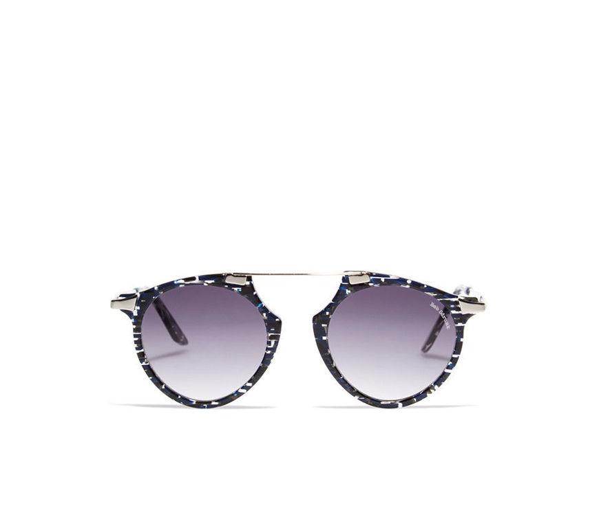 Acquista online su otticascauzillo.com il tuo nuovo occhiale da sole Bob Sdrunk Mark blue crystal