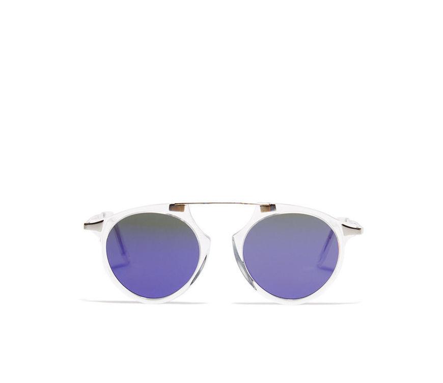Acquista online su otticascauzillo.com il tuo nuovo occhiale da sole Bob Sdrunk Mark crystal