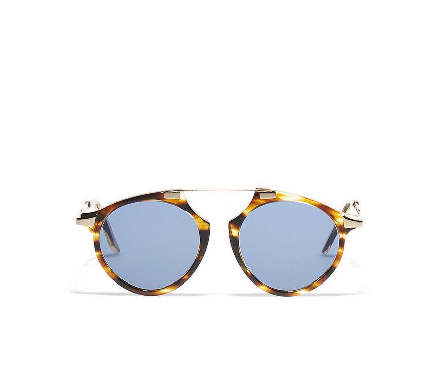 Acquista online su otticascauzillo.com il tuo nuovo occhiale da sole Bob Sdrunk Mark havana gold