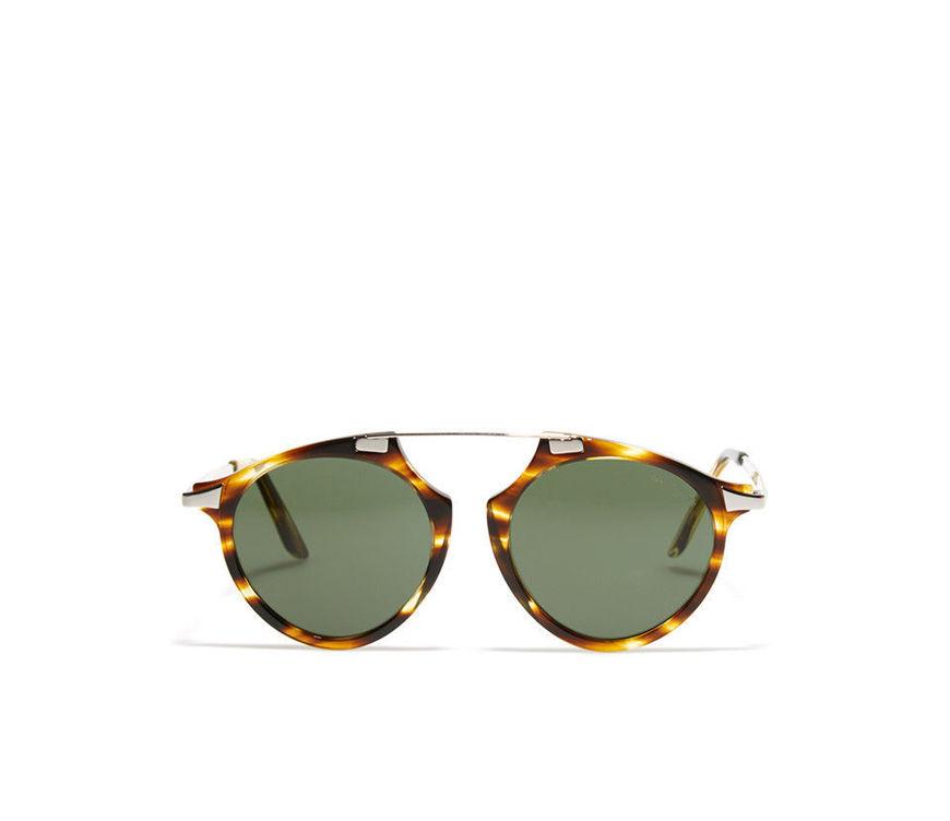 Acquista online su otticascauzillo.com il tuo nuovo occhiale da sole Bob Sdrunk Mark tortoise