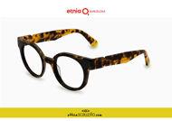 Acquista online su otticascauzillo.com il tuo nuovo occhiale da vista cat eye oversize Etnia Barcelona in acetato MAMBO RX5 col. HVBK