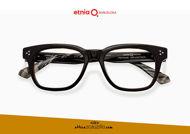 Acquista online su otticascauzillo.com il tuo nuovo occhiale da vista rettangolare Etnia Barcelona in acetato CUGAT col. BKGY