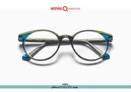 Acquista online su otticascauzillo.com il tuo nuovo occhiale da vista tondo Etnia Barcelona in acetato MALALA col. BKTQ