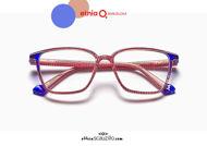 Acquista online su otticascauzillo.com il tuo nuovo occhiale da vista cat eye oversize Etnia Barcelona in acetato VALENTINA col. BXBL