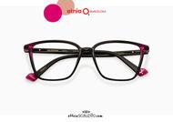 Acquista online su otticascauzillo.com il tuo nuovo occhiale da vista cat eye oversize Etnia Barcelona in acetato VALENTINA col. BKFU