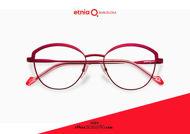 Acquista online su otticascauzillo.com il tuo nuovo occhiale da vista cat eye oversize Etnia Barcelona in metallo NATALIA col. FU
