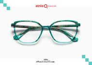 Acquista online su otticascauzillo.com il tuo nuovo occhiale da vista quadrato Etnia Barcelona in acetato NIAGARA col. BLGR