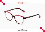 Acquista online su otticascauzillo.com il tuo nuovo occhiale da vista quadrato Etnia Barcelona in acetato NIAGARA col. HVPK