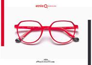 Acquista online su otticascauzillo.com il tuo nuovo occhiale da vista tondo Etnia Barcelona in acetato IGUAZU col. RD
