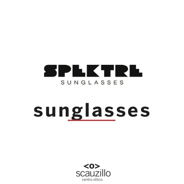 spektre sunglasses collection ottica scauzillo
